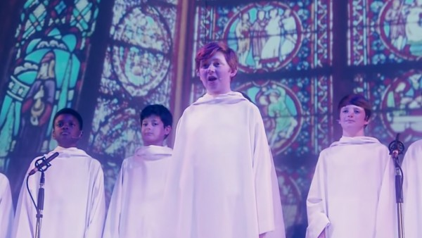 Libera - Angel (Live at Universal Studios, Japan)