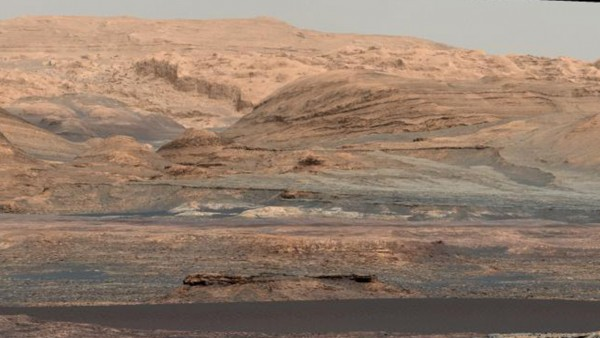 Exploring Mars with Astronomer Raymond Arvidson