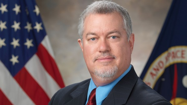 Retired NASA Veteran Charles Armstrong