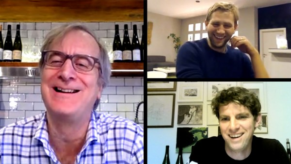Wine Wednesday (Austria) with  Markus Huber and Erich Machherndl