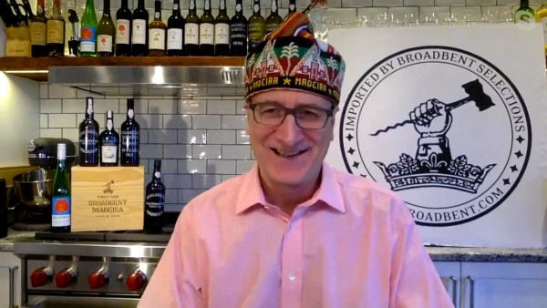 Wine Wednesday - Bartholomew Broadbent discusses Port and Madeira wines