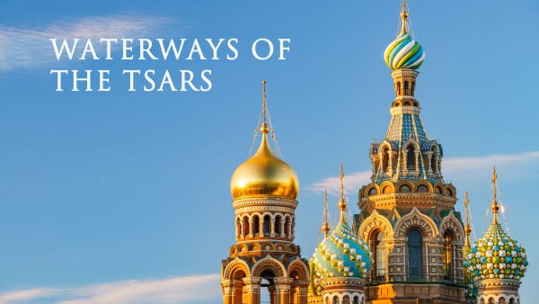 Waterways of the Tsars