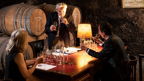 Bartholomew Broadbent speaks with Cyril Camus of Camus Cognac