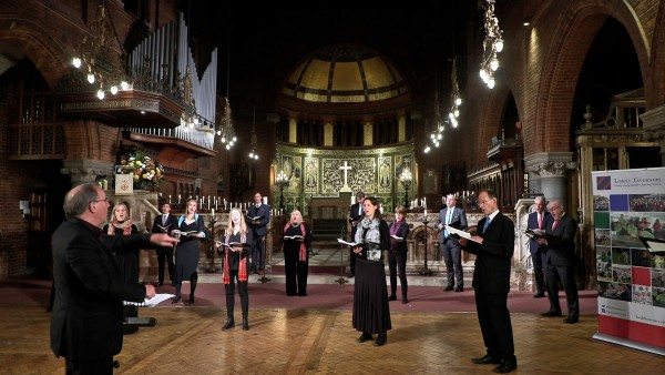 Lord's Taverners' Annual Carol Concert
