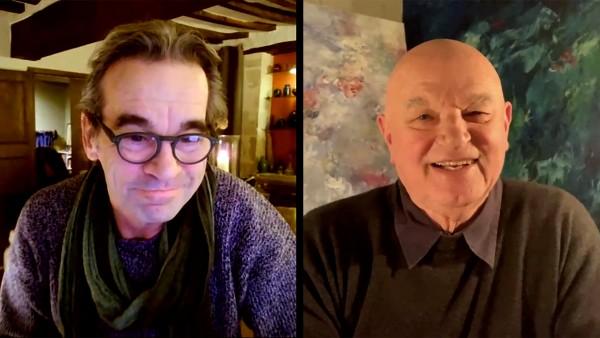 Alastair Miller in conversation with Professor Jan Vincents Johannessen, MD, PhD, Drhc