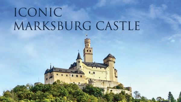 Iconic Marksburg Castle