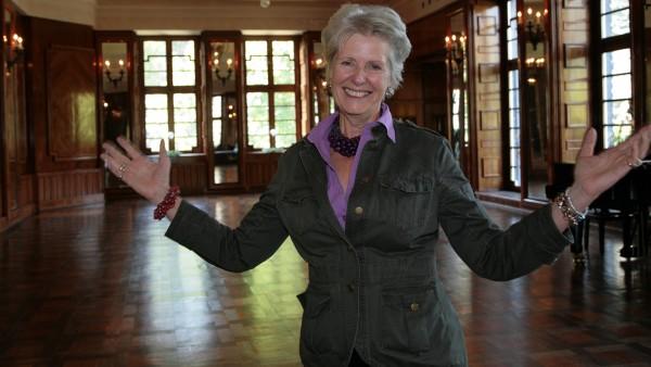 Anne Diamond interviews Princess Heide von Hohenzollern