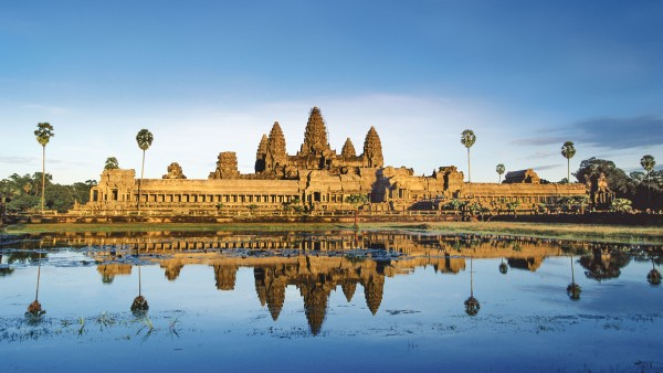 Discover the fascinating history of Angkor with Dr. John Freedman