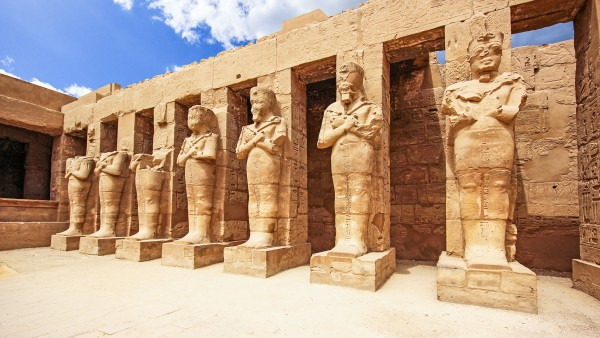 Learn about our Pharaohs & Pyramids itinerary with Joost Ouendag and Richard Riveire