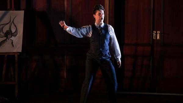 Preview Opera Holland Park's production of Giuseppe Verdi's Un ballo in Maschera