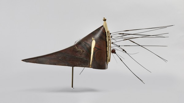 Explore Alaskan objects at the Sainsbury Centre with Ghislaine Wood