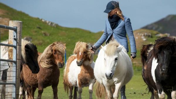 Karine explores animals with purpose