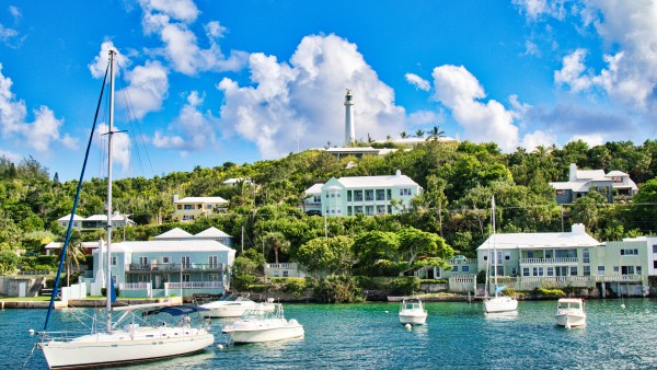 Get to know Bermuda with guest local Christian Swan