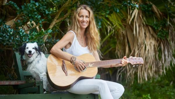 Anne Diamond interviews Bermudian singer-songwriter Heather Nova