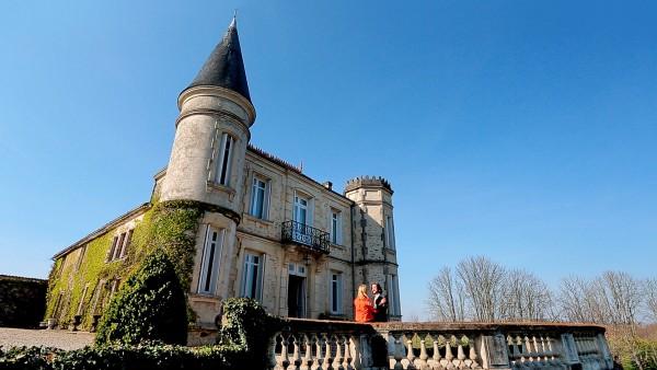 Tour the Camus Cognac estate with brand ambassador Frédéric Dezauzier