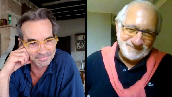 Alastair Miller in conversation with Claude Monet's great-grandson, Philippe Piguet