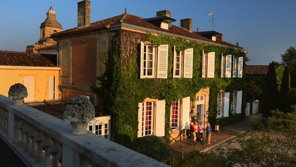 Karine explores Bordeaux region and its wines and digestifs