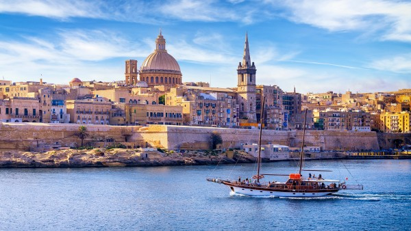 Explore our Malta & the Greek Isles itinerary with Joost Ouendag