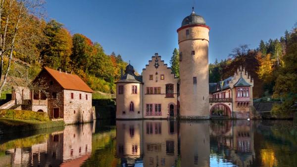 Karine explores castles past and present