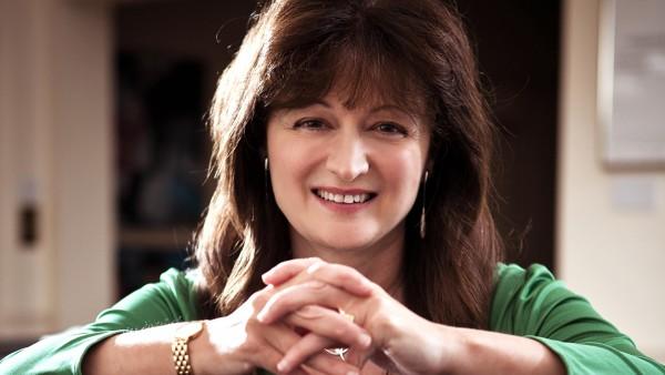 Anne Diamond interviews composer Debbie Wiseman, OBE