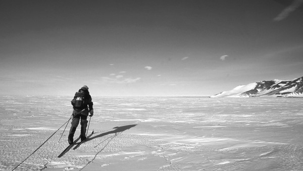 Skiing the South Pole with explorer and author Liv Arnesen