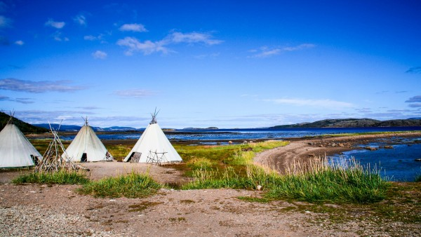 At home in Northern Norway with Risten and the Sami people
