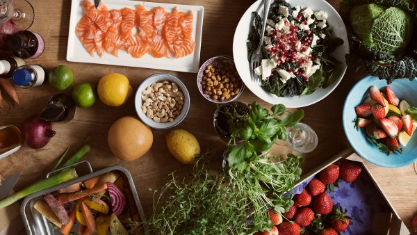 Celebrate the superfoods of Scandinavia with nutritionist Sue Baic