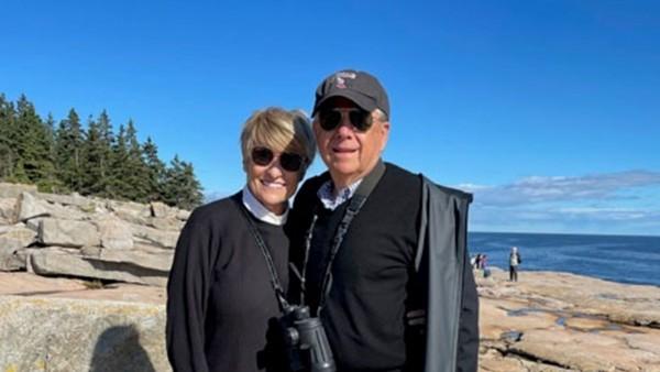 Anne Diamond interviews authors Rick Miners and Jeri Sedlar