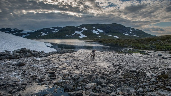 Training with our Viking Expedition Team in Norway's Finse Plateau