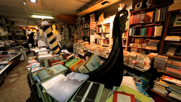 Venice's Most Unusual Bookstore