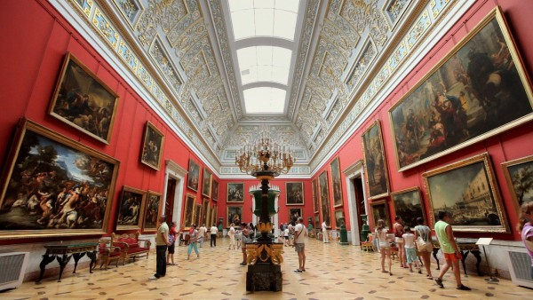 The Hermitage: Behind Closed Doors
