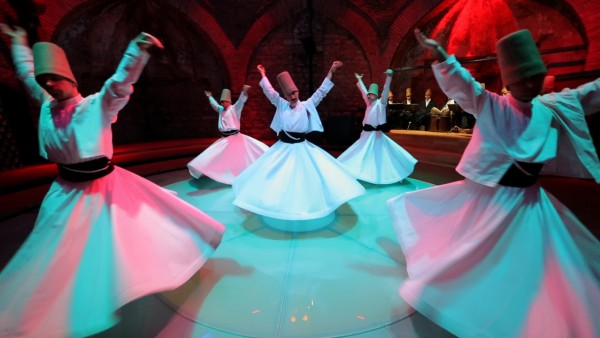 Turkey's Whirling Dervishes