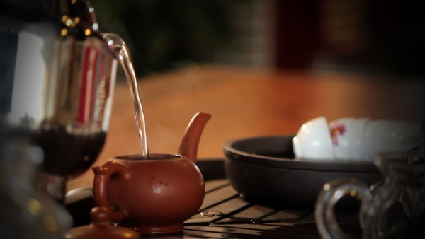 Secrets of Chinese Tea