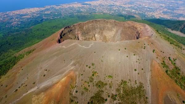 Vesuvius - Italy's Slumbering Giant