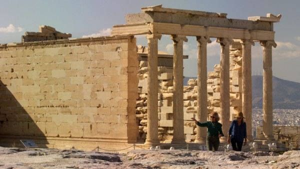 Love and Drama at the Acropolis