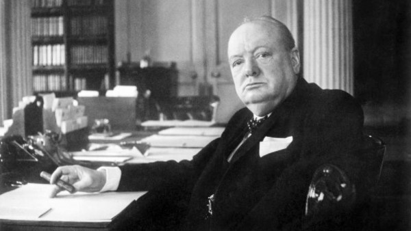Churchill's Britain