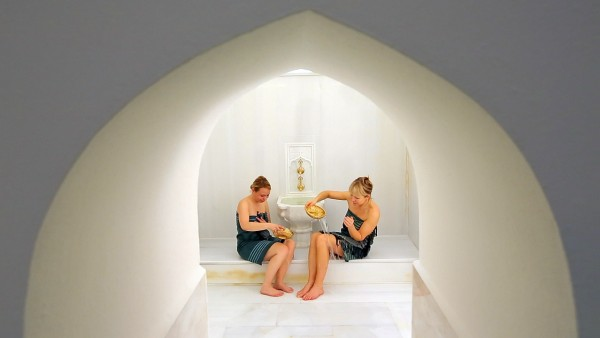 Istanbul's Hamam - The Traditional Turkish Bath