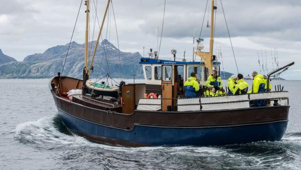 Fish On! Norway