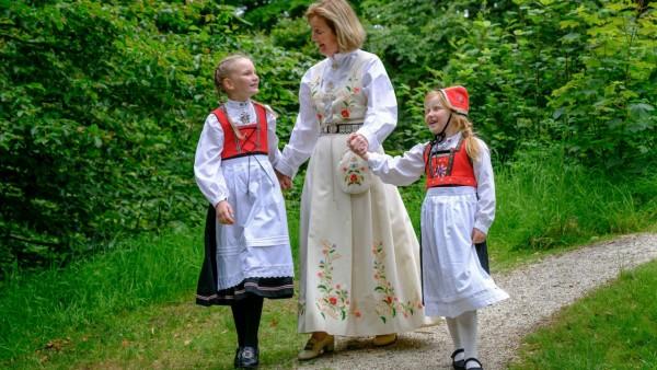 The Distinctive Bunad, A Statement of Norwegian Pride