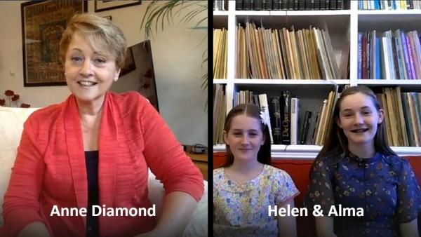 Classical Musicians, Alma & Helen Deutscher