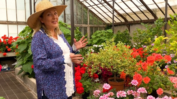 At Home at Highclere Castle: Gin- From Garden to Bottle