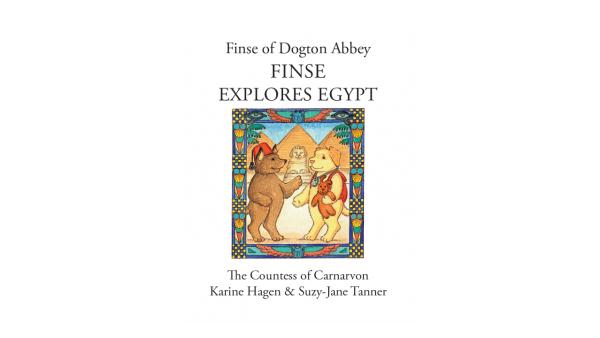 Finse of Dogton Abbey: Finse Explores Egypt