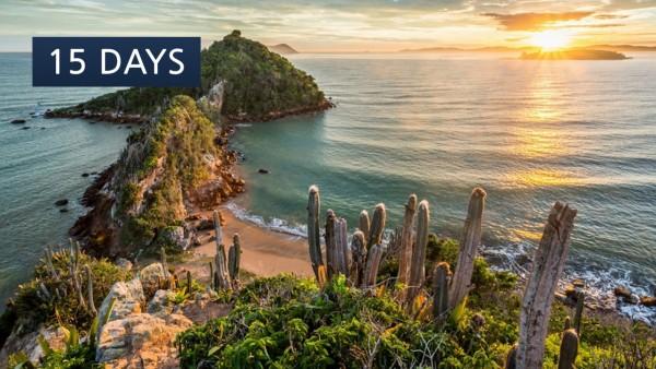 Brazil's Vibrant Coast