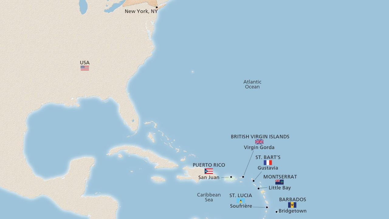 Caribbean Connections (Ocean)