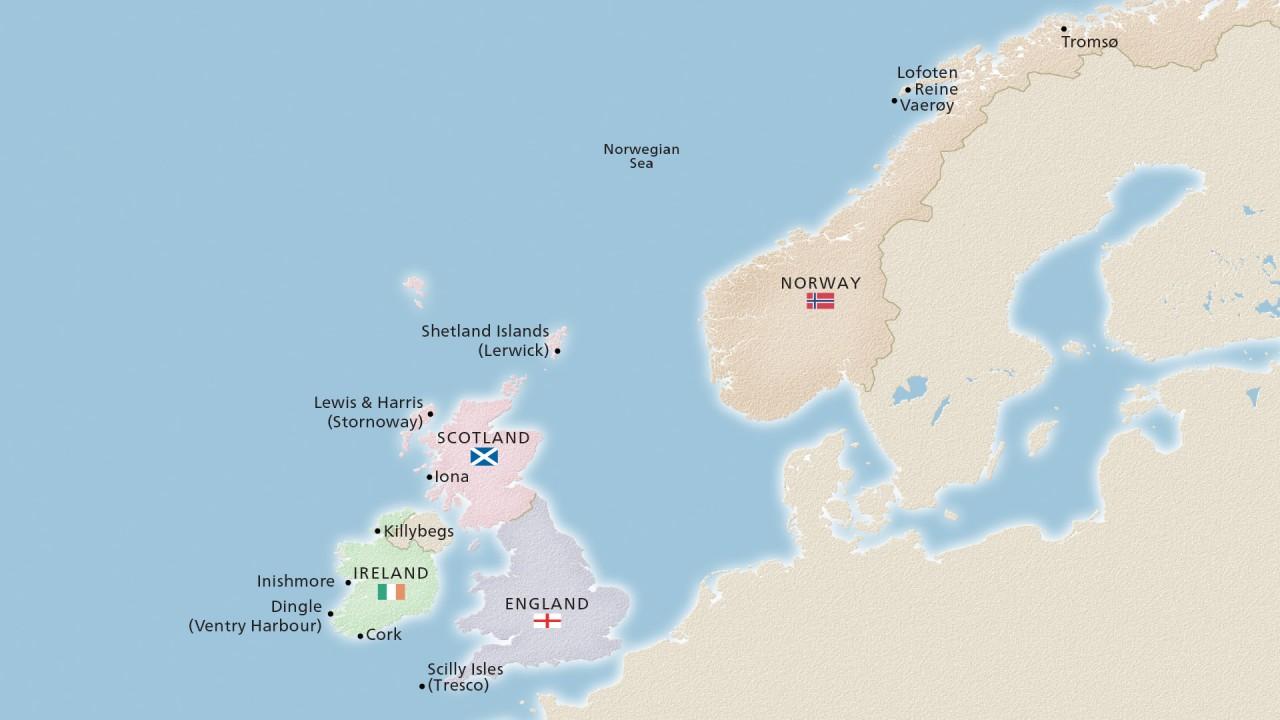 Viking's Northern Isles (Ocean)