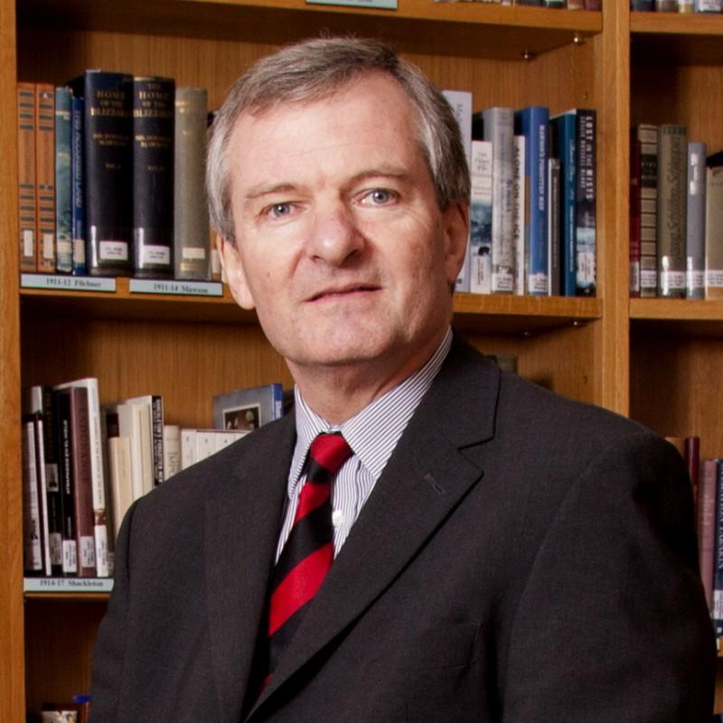 Julian Dowdeswell, PhD