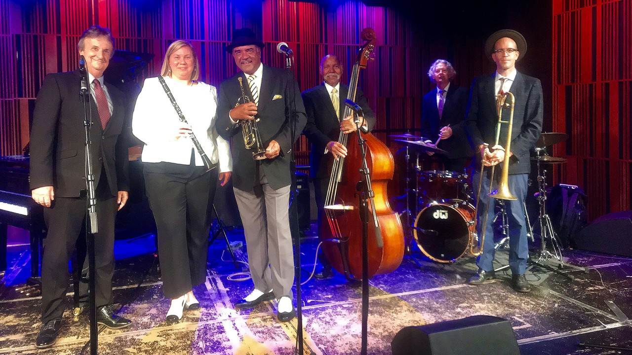 Special Performance! The New Orleans Jazz All-Stars with Wendell Brunious