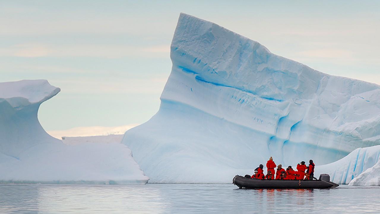 Episode Six: Antarctica