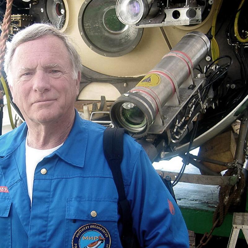 Captain Don Walsh USN (Ret), PhD