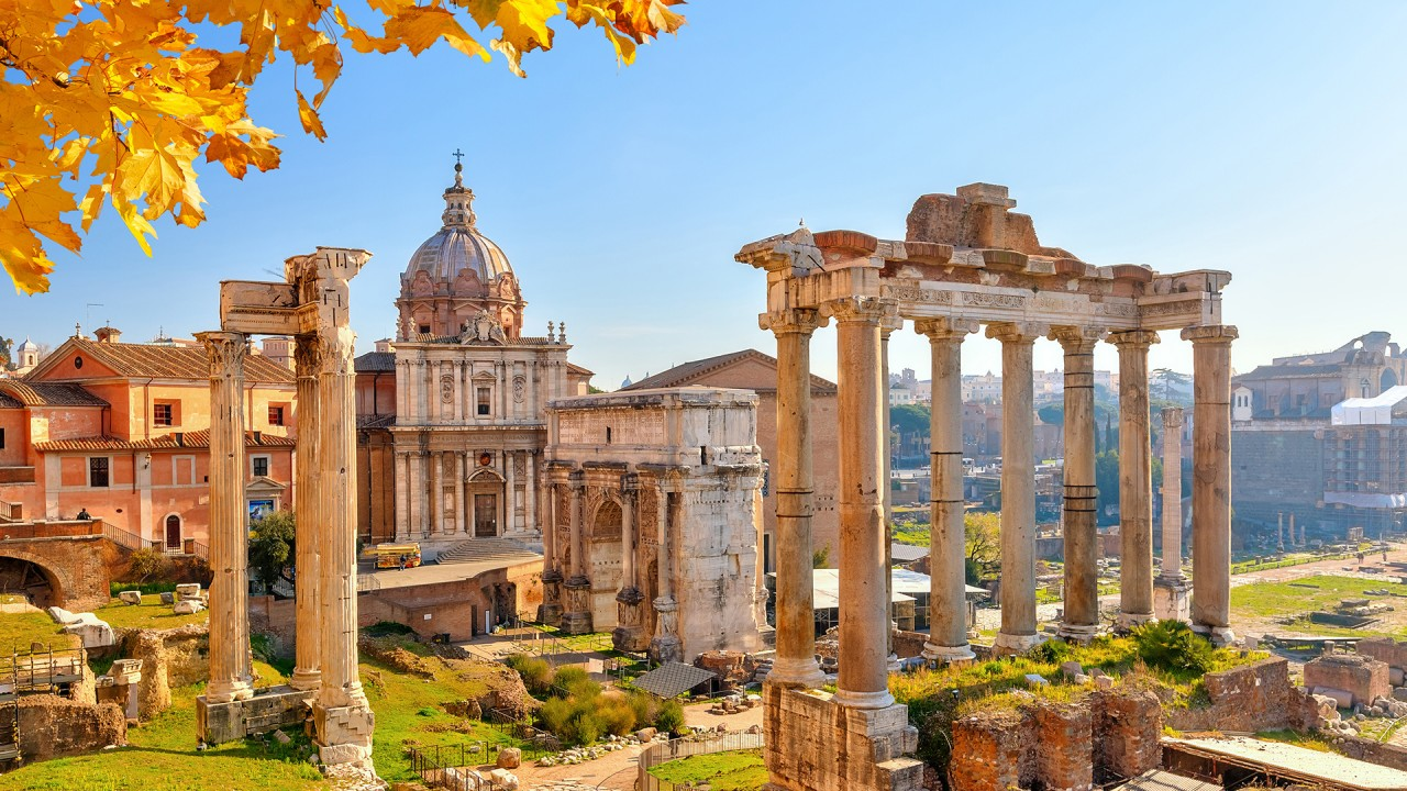 Discover our Italian Sojourn itinerary with Karine Hagen
